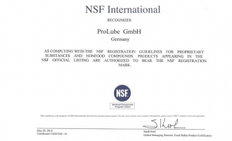 NSF INTERNATIONAL®